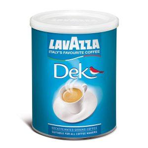 Decaffeinated coffee метална кутия