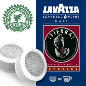 КАПСУЛИ LAVAZZA ESRESSO POINT MAXI TIERRA