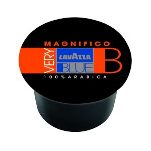 LAVAZZA BLUE VERY B MAGNIFICO 100% ARABICA