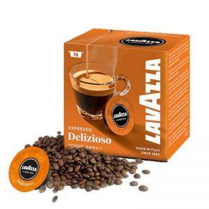 Lavazza A modo mio  Espresso Delizioso  16 бр. Кафе капсули