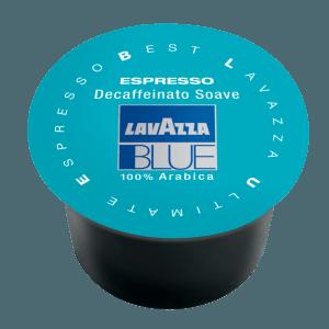LAVAZZA BLUE DECAFFEINATO SOAVE