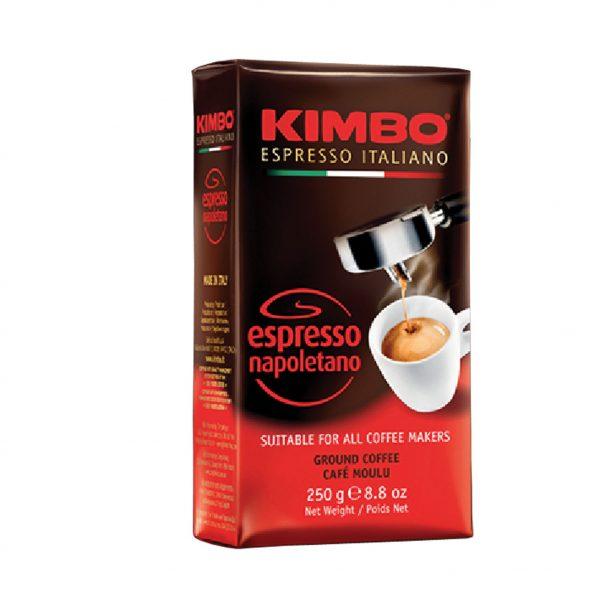 KIMBO ESPRESSO NAPOLETANO 250гр /пакет