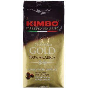 KIMBO AROMA GOLD 100% ARABICA  250гр