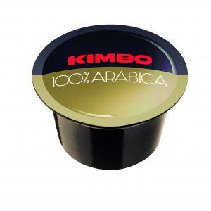 CAPS KIMBO 100% ARABICA