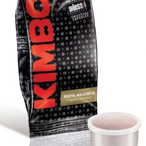 KIMBO  ESPRESSO POINT 100% ARABICA