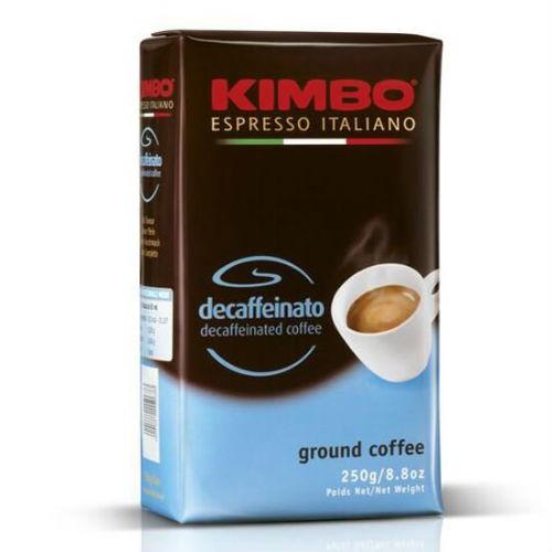 KIMBO DECAFFEINATO 250гр /пакет