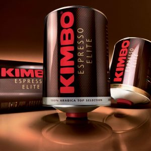 KIMBO 100% ARABICA TOP SELECTION