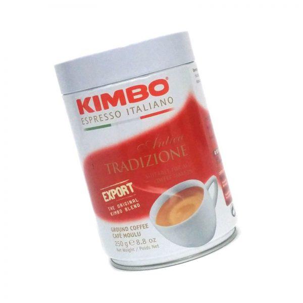 KIMBO AROMA TRADIZIONE  250гр /метална кутия