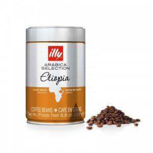 illy Espresso Монарабика Етиопия на зърна 250гр